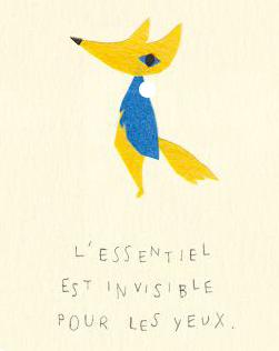 L'essentiel est invisible